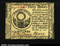 Colonial Notes:Continental Congress Issues, Continental Currency November 2, 1776 $30 Choice New. Tight...