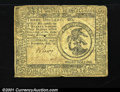 Colonial Notes:Continental Congress Issues, Continental Currency February 26, 1777 $3 Very Fine. Signed...