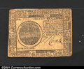 Colonial Notes:Continental Congress Issues, Continental Currency February 26, 1777 $7 Choice Very Fine....
