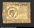 Colonial Notes:Continental Congress Issues, Continental Currency February 26, 1777 $8 About New. Very w...