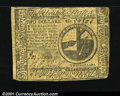 Colonial Notes:Continental Congress Issues, Continental Currency May 20, 1777 $2 Very Fine. The grade a...