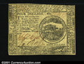 Colonial Notes:Continental Congress Issues, Continental Currency May 20, 1777 $4 Choice Extremely Fine....