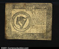 Colonial Notes:Continental Congress Issues, Continental Currency April 11, 1778 $8 Very Fine. The left ...