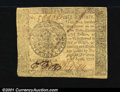 Colonial Notes:Continental Congress Issues, Continental Currency April 11, 1778 $40 Contemporary Counterf...