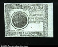 Colonial Notes:Continental Congress Issues, Continental Currency September 26, 1778 $7 Blue Paper Counter...