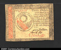 Colonial Notes:Continental Congress Issues, Continental Currency January 14, 1779 $30 Choice New. The b...