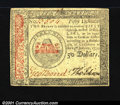 Colonial Notes:Continental Congress Issues, Continental Currency January 14, 1779 $50 Choice New. A wel...