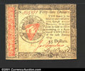 Colonial Notes:Continental Congress Issues, Continental Currency January 14, 1779 $55 About New. This i...