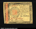 Colonial Notes:Continental Congress Issues, Continental Currency January 14, 1779 $60 About New. A bit ...