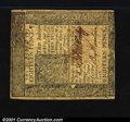 Colonial Notes:Delaware, Delaware January 1, 1776 18d New. The paper is a bit aged a...