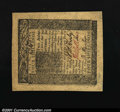 Colonial Notes:Delaware, Delaware January 1, 1776 4s Superb Gem New. This Four Shill...