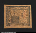 Colonial Notes:Delaware, Delaware January 1, 1776 5s Superb Gem New. A lovely, broad...