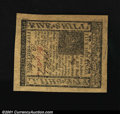 Colonial Notes:Delaware, Delaware January 1, 1776 5s Superb Gem New. Another beautif...