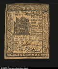 Colonial Notes:Delaware, Delaware May 1, 1777 20s Choice Very Fine. Extremely nice f...