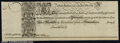 Colonial Notes:Maryland, Maryland 1733 1s6d Gem New. A perfect Remainder example fro...
