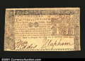 Colonial Notes:Maryland, Maryland April 10, 1774 $2 Choice About New. An unusually n...