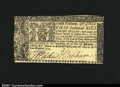 Colonial Notes:Maryland, Maryland April 10, 1774 $8 Choice About New. Just a few lig...