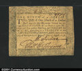 Colonial Notes:Maryland, Maryland August 14, 1776 $1/9 About New. This is a very com...
