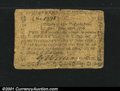 Colonial Notes:Massachusetts, Massachusetts June 18, 1776 5s Fine. This scarce note has a...