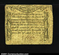 Colonial Notes:Massachusetts, Massachusetts October 18, 1776 4s6d Fine. Heavily circulate...