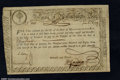 Colonial Notes:Massachusetts, Massachusetts Treasury Certificate, 6% Interest due January 1...