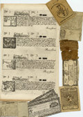 Colonial Notes:New Hampshire, Colonial Reprints. A sheet of June 20, 1775 New Hampshire n...