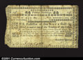 Colonial Notes:New Hampshire, New Hampshire November 3, 1775 3s Fine-Very Fine. There are...