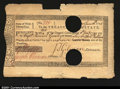 Colonial Notes:New Hampshire, 1795 New Hampshire Fiscal Paper. New Hampshire is one of th...