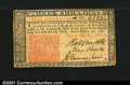 Colonial Notes:New Jersey, New Jersey March 25, 1776 3s Choice New. A decent example f...