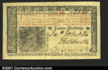 Colonial Notes:New Jersey, New Jersey March 25, 1776 12s Superb Gem New. Broad even ma...