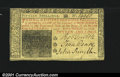 Colonial Notes:New Jersey, New Jersey March 25, 1776 15s Choice New. Rather tightly ma...