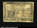 Colonial Notes:New Jersey, New Jersey January 9, 1781 6d Fine. Well circulated but pro...