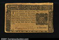 Colonial Notes:New York, New York March 5, 1776 $5 New. Very well printed and with g...