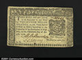 Colonial Notes:New York, New York August 13, 1776 $10 Extremely Fine. A terrific exa...