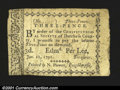 Colonial Notes:New York, New York - Constitutional Society of Dutchess County 3d Very ...