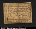 Colonial Notes:New York, New York February 20, 1790 2d Very Fine. This City of New Y...