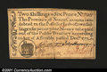 Colonial Notes:North Carolina, North Carolina December 1771 2s6d Extremely Fine. There is ...