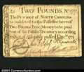 Colonial Notes:North Carolina, North Carolina December, 1771