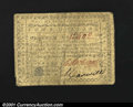 Colonial Notes:North Carolina, North Carolina August 8, 1778 $4 Very Fine. The face is a b...