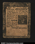 Colonial Notes:Pennsylvania, Pennsylvania July 1, 1757 15s Fine-Very Fine. An extremely ...