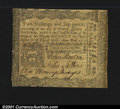 Colonial Notes:Pennsylvania, Pennsylvania April 3, 1772 2s6d Extremely Fine. This would ...