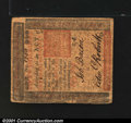 Colonial Notes:Pennsylvania, Pennsylvania April 10, 1775 50s Extremely Fine. A well sign...