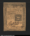 Colonial Notes:Pennsylvania, Pennsylvania October 25, 1775 18d Choice About New. There i...