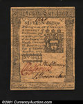 Colonial Notes:Pennsylvania, Pennsylvania October 25, 1775 15s Gem New. This note was pr...