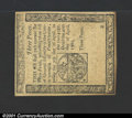 Colonial Notes:Pennsylvania, Pennsylvania April 20, 1781 3d Choice New. This is a very s...