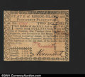 Colonial Notes:Rhode Island, Rhode Island July 2, 1780 $2 Very Choice New. Fully signed ...