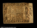 Colonial Notes:Rhode Island, Rhode Island May 1786 40s New. The margins are a bit tight,...