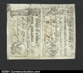 Colonial Notes:South Carolina, South Carolina April 10, 1778 2s6d and 5s New. This vertica...