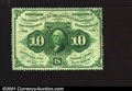 Fractional Currency:First Issue, Fr. 1240 10c First Issue Gem New. A beautiful little note w...