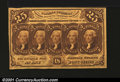 Fractional Currency:First Issue, Fr. 1281 25c First Issue Choice New. The margins are a bit ...